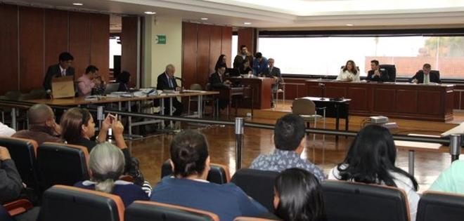 Esperanza Galván estaba sentenciada a 3 años de prisión por delito de cohecho. Foto: Archivo / Fiscalía