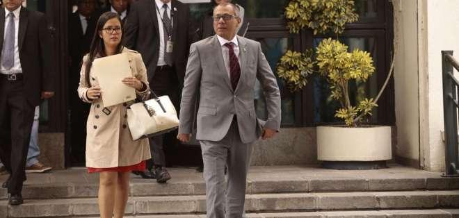Juez de la Corte Nacional Miguel Jurado la convocó para las 08H30 del 29 de agosto de 2017. Foto: Archivo / API