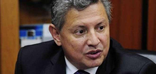 ECUADOR.- La Fiscalía acusa al exfuncionario de no justificar cerca de $1 millón de su patrimonio. Foto: Archivo