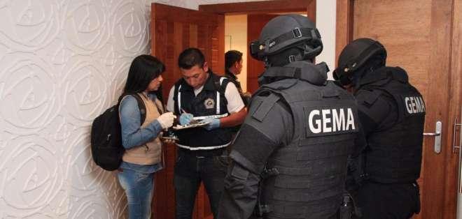 José Rubén Terán está procesado por asociación ilícita, junto con el vicepresidente Glas. Foto: Archivo / Fiscalía