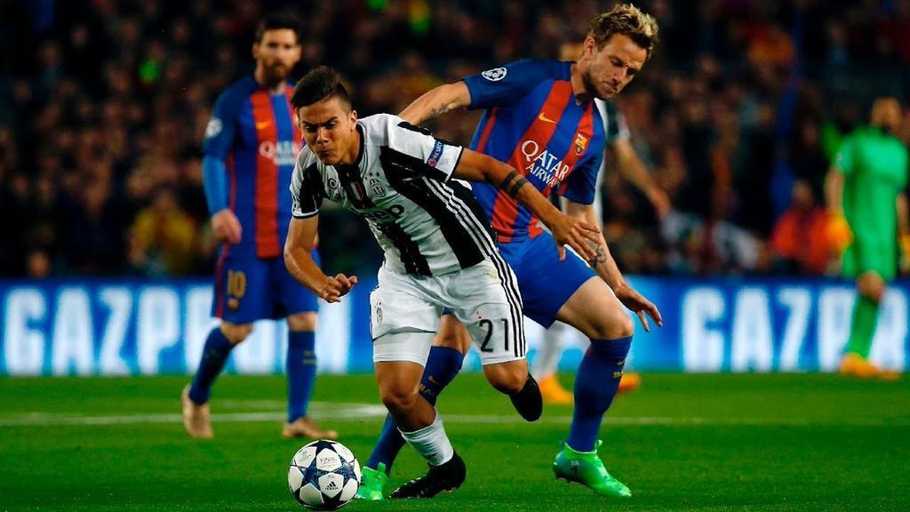 El argentino Paulo Dybala perdió el duelo ante su compatriota Lionel Messi.