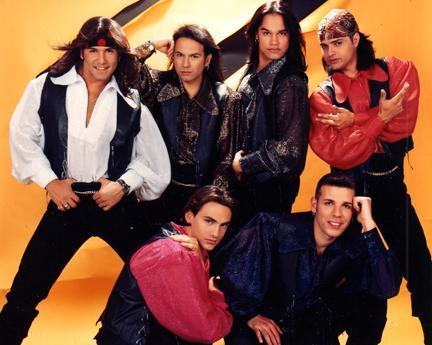 Varios de los integrantes de la banda venezolana de los 90's continúan en la música. Fotos: Tomadas de My Space.com.