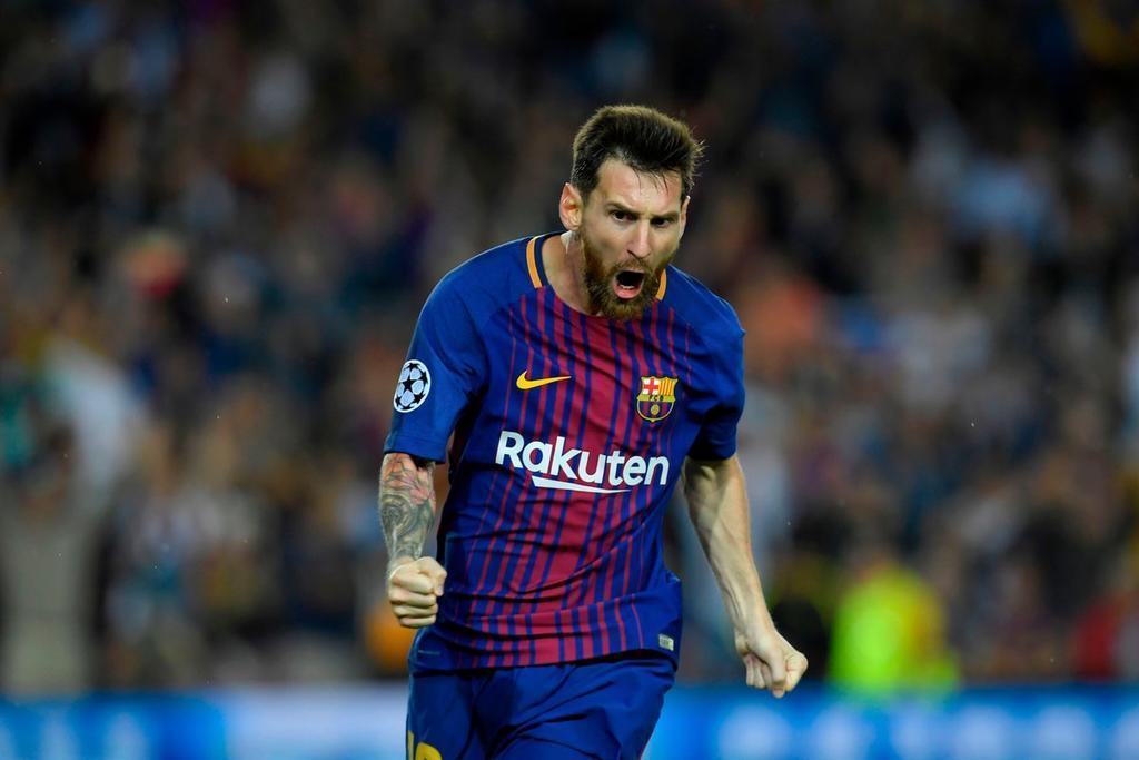 Lionel Messi le marcó su primer gol a Gianluigi Buffon en cotejo válido por Champions.