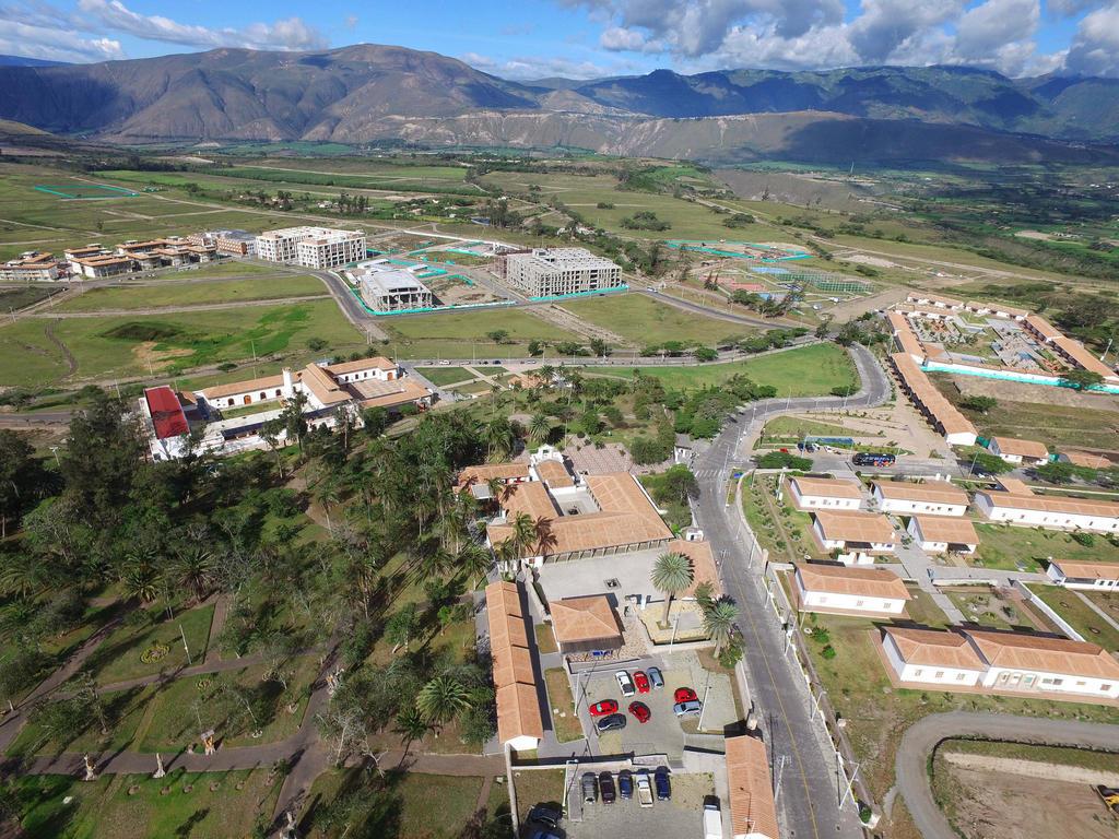 Presidente Moreno realizará un recorrido por las instalaciones de Yachay. Foto: Yachay