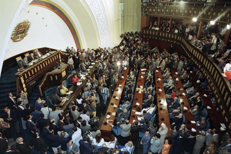 Desde que Maduro asumió el poder en 2013, las partes han intentado negociar en 2 ocasiones. Foto: AFP