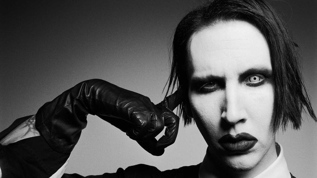 Marilyn Manson. Foto: Web