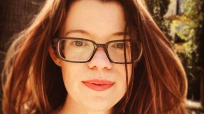Eileen Carey afirma que el acoso sexual es frecuente en su ambiente laboral.