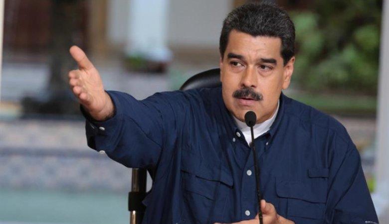 """""""Que se escuche la voz de Cataluña. Europa tiene que abrir sus oídos"""", dijo Maduro. Foto: ARCHIVO"""