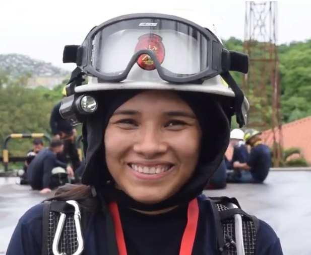 Cevallos participó en las tareas de rescate del terremoto del 16 de abril de 2016 que afectó a Esmeraldas y Manabí. Foto: Captura de Video.