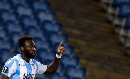 El delantero nacional no está contento en Lazio. Foto: Archivo