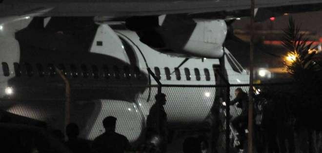 El vicepresidente Jorge Glas fue trasladado a Quito para cumplir su arresto preventivo. Foto: API