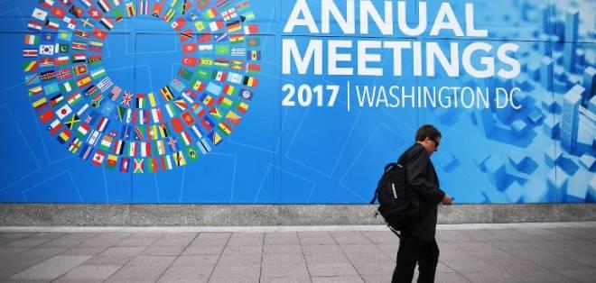 El informe del FMI no profundiza la situación actual de Ecuador. Foto: AFP