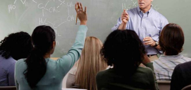 El caso de un profesor en la Universidad de Vermont fascina a sus estudiantes. Foto referencial