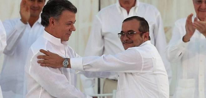 Tribunal indica que el pacto con la exguerrilla colombiana queda blindado. Foto: Archivo / Agencias