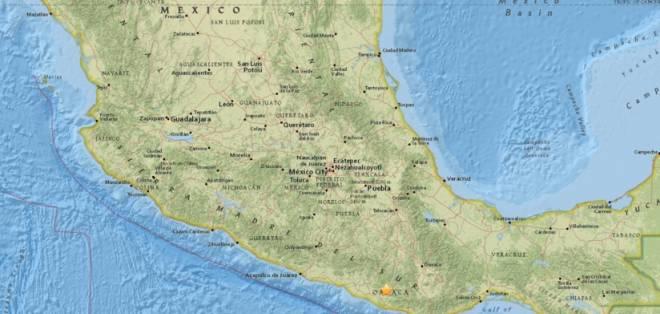 Los días 7, 19 y 23 de septiembre se registraron en México terremotos, que costaron la vida a unas 400 personas. Foto: Cortesía
