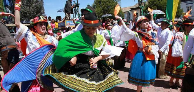 En Ecuador existen 14 nacionalidades y 18 grupo étnicos reconocidos por la Constitución. Foto: Tomado de Medios Públicos.
