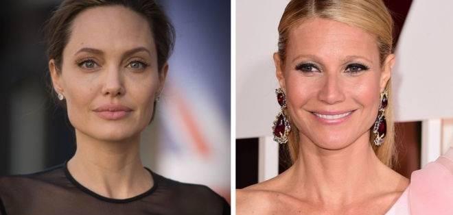 Las actrices Angelina Jolie y Gwyneth Paltrow dijeron este martes haber sido acosadas por el productor Harvey Weinstein.