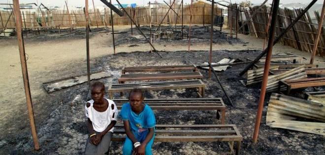 Sudán del Sur es considerado el peor lugar del mundo para que las niñas puedan recibir una educación.