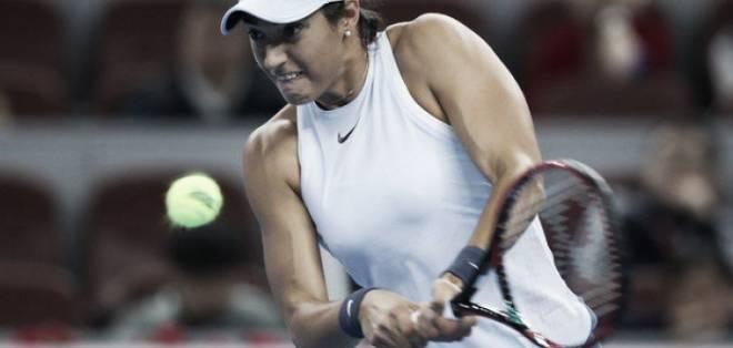 La francesa Caroline García participará por primera vez en el Masters WTA de Singapur.