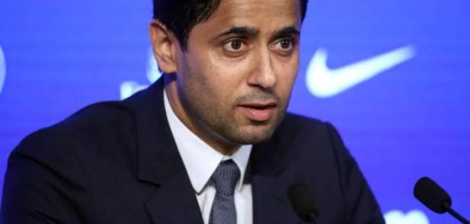 La justicia suiza abrió un proceso en contra del presidente del club francés París Saint Germain.