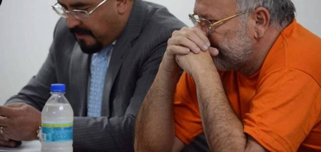 El jueves, el exministro de Hidrocarburos, rindió declaración por delincuencia organizada. Foto: API