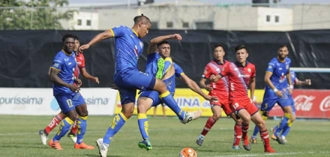 Delfín se mantiene en la cima del torneo local tras superar a El Nacional en el Jocay.