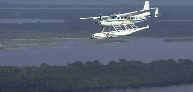 Accidente ocurrió en la región de Anavilhanas, cerca de Manaus. Foto: Archivo / g1.globo.com-Greenpeace