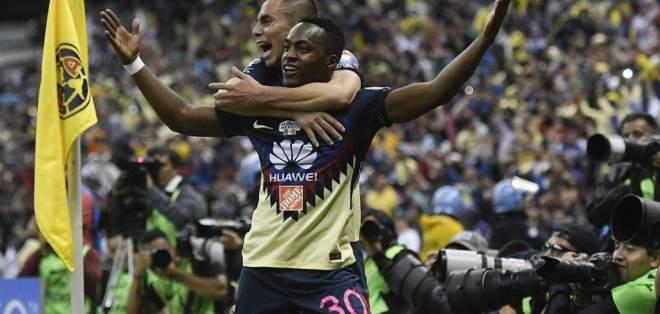El ecuatoriano Renato Ibarra le dio el triunfo al América en el clásico ante Guadalajara.