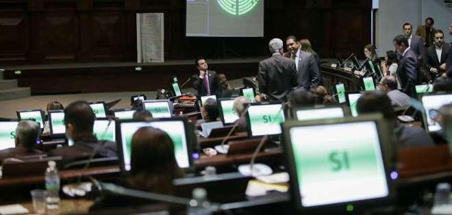 Una reforma plantea incluir la reelección indefinida en la norma actual. Foto: Archivo Flickr Asamblea