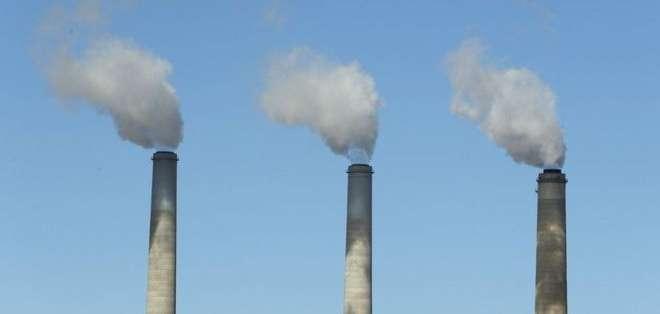 Aunque las emisiones producto de la actividad humana no crecieron, los índices de CO2 sí lo hicieron. Y mucho.