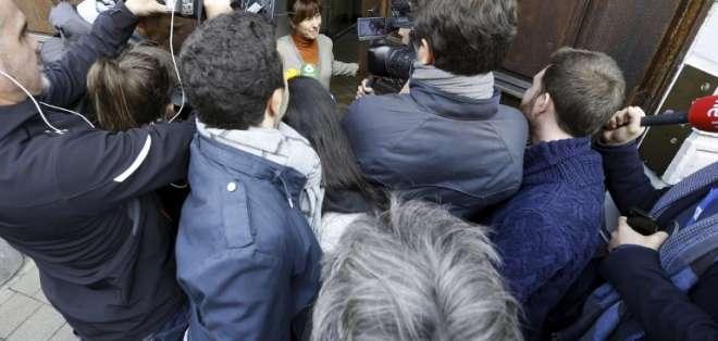 España lanza una orden de detención europea contra el presidente Puigdemont. Foto: AFP