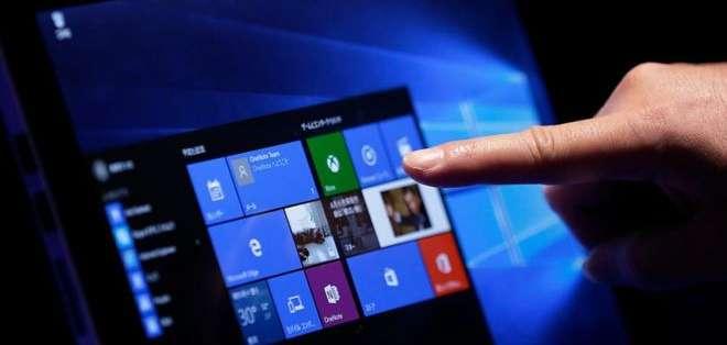 Muchos usuarios de Microsoft se quejaron de fallos en Windos 10.