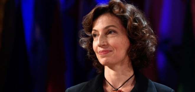 La francesa asumirá su nuevo cargo el 13 de noviembre durante una ceremonia. Foto: AFP
