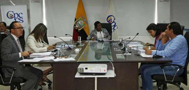 El Pleno analizará la pregunta tres, sobre el cese del Consejo de Participación Ciudadana. Foto: API