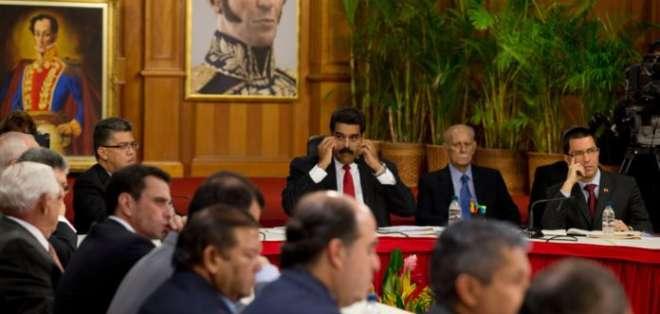 Las conversaciones se desarrollarán el 1 y 2 de diciembre en República Dominicana. Foto: Archivo