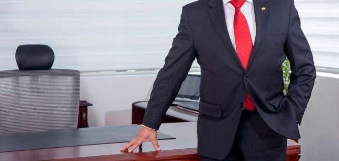 Tejada reemplaza a Byron Ojeda, quien renunció al cargo el 6 de noviembre. Foto: Petroecuador.