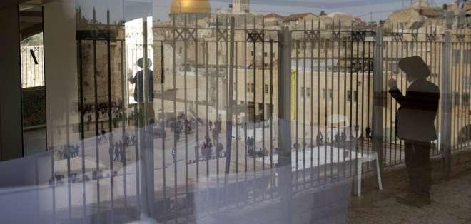 El Gobierno de EEUU reconoció a Jerusalén como capital de Israel. Foto: AP