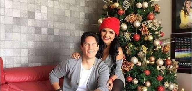"""""""La coqueta"""" y David Depablos cumplirán su reto navideño en """"Vamos a Navidar"""".   Foto:En Contacto"""