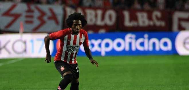 El ecuatoriano Christian Alemán podría continuar su carrera en el fútbol brasileño.