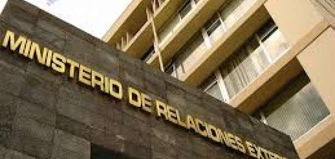 Pareja Cordero y su hijo Carlos Pareja Dassum tienen un proceso penal por presunto lavados de activos. Foto: Archivo / elciudadano.gob.ec