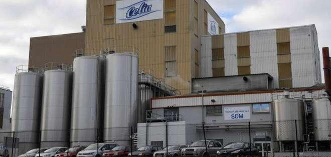 El Grupo Lactalis tiene 230 plantas industriales distribuidas en 43 países.