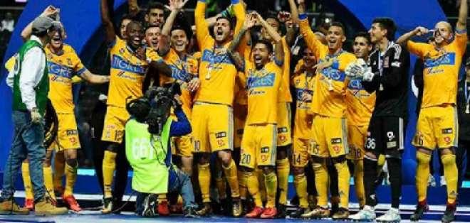 Tigres se proclamó campeón del fútbol mexicano con Enner Valencia como figura del equipo.