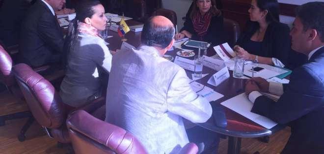 Convocatoria se da luego de la sentencia a 6 años de prisión contra Glas por caso Odebrecht. Foto: Archivo Twitter @pdiaztv