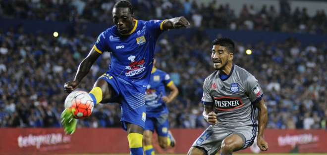 'Cetáceos' y 'Millonarios' jugarán primera final en el estadio George Capwell. Foto: API