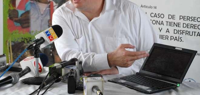 Audiencia preparatoria de juicio contra Mosquera se ha pospuesto varias ocasiones. Foto: Archivo