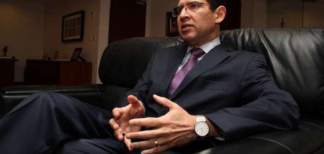 García indicó que Procuraduría será acusador particular en otros 4 procesos contra Odebrecht. Foto: Archivo