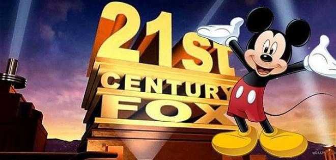 Disney compra parte de 21st Century Fox por USD 52.400 millones.