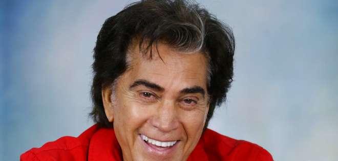 El cantante venezolano se encuentra feliz, según su publicista. Foto: Archivo AP