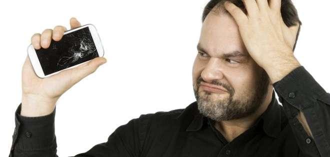 ¿A cuántos celulares les has roto la pantalla?