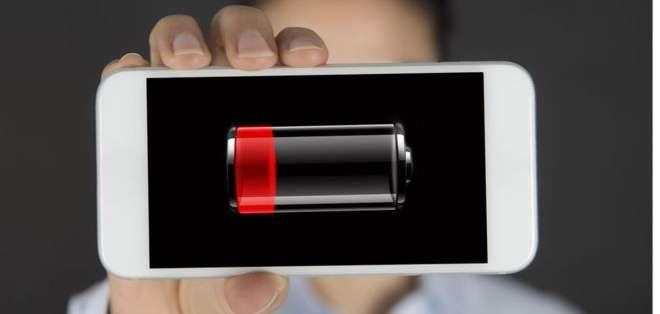 Las baterías de los celulares funcionan en ciclos de carga y descarga.